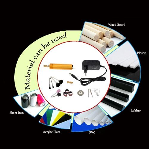 Mini Electric Drill DIY Polishing Drilling Grinding Cutting Tools Set AC100-240VTest Equipment &amp; Tools<br>Mini Electric Drill DIY Polishing Drilling Grinding Cutting Tools Set AC100-240V<br>