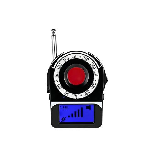 Multi-functional Full-range RF Wireless Signal Radio Detector Camera Auto-detection Tracer Finder 1MHz-6.5GHz Range Adjustable SenTest Equipment &amp; Tools<br>Multi-functional Full-range RF Wireless Signal Radio Detector Camera Auto-detection Tracer Finder 1MHz-6.5GHz Range Adjustable Sen<br>