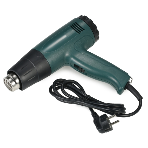 High Quality Temperature-controlled Electric Hot Air Gun Heat Gun Tool Set with 4pcs Nozzles 1800W AC110VTest Equipment &amp; Tools<br>High Quality Temperature-controlled Electric Hot Air Gun Heat Gun Tool Set with 4pcs Nozzles 1800W AC110V<br>