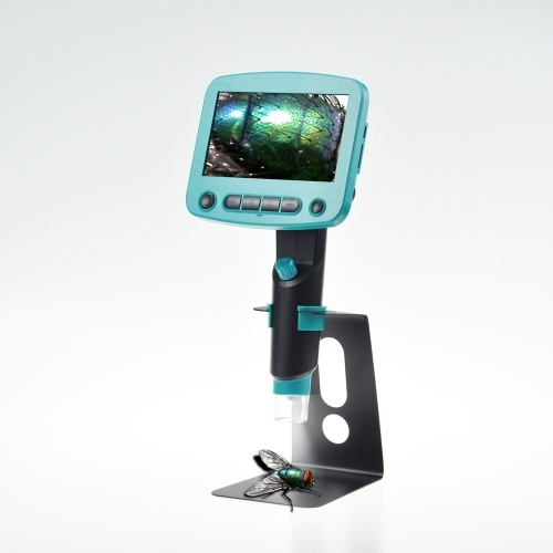 800x  8 LED Portable USB Digital Microscope