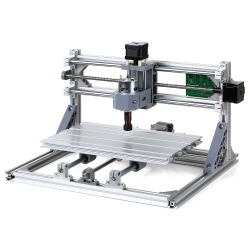 CNC3018 DIY CNC Router Kit 2-в-1 мини-гравировальный станок