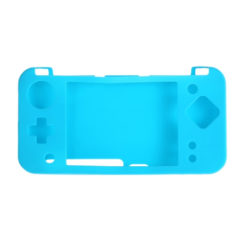 Full Protection Soft Case Silicone Protective Cover for Nintendo NEW 2DS XL/LLToys &amp; Hobbies<br>Full Protection Soft Case Silicone Protective Cover for Nintendo NEW 2DS XL/LL<br>
