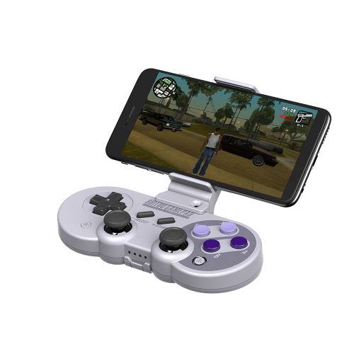 8Bitdo X Mecha Stretch-fixing Mobile Phone Bracket SF30pro / SN30pro Game Handle Holder Phone-supportToys &amp; Hobbies<br>8Bitdo X Mecha Stretch-fixing Mobile Phone Bracket SF30pro / SN30pro Game Handle Holder Phone-support<br>