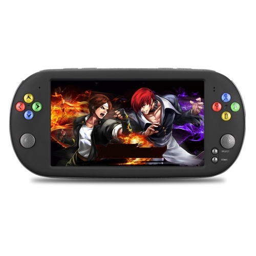 X16 Videogioco per console portatile per videogiochi MP4 con doppio bilanciere
