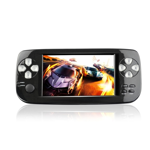PAP KIII 4.3in Portable Handheld Games Console Video Game Built in 652 Games with Camera for Kids Professional Game-player Gift BlToys &amp; Hobbies<br>PAP KIII 4.3in Portable Handheld Games Console Video Game Built in 652 Games with Camera for Kids Professional Game-player Gift Bl<br>