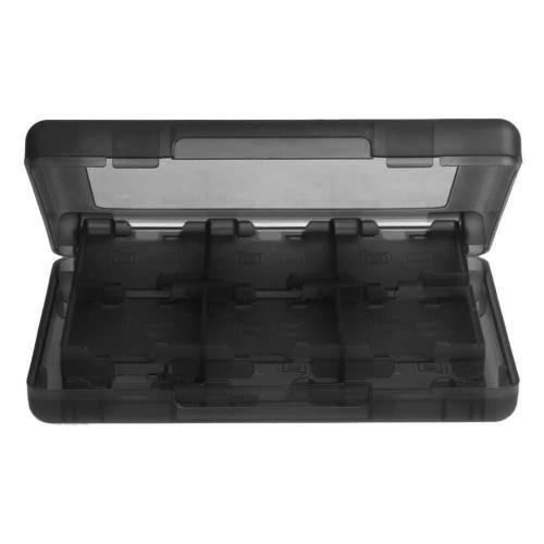 12 en 1 caja de tarjetas de juego portátil ABS caja de almacenamiento de shell duro a prueba de golpes