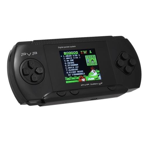 DG-172 Game Console portatile Handheld Game Player TV Out 98 giochi classici diversi con display da 2,2 pollici per regalo per bambini