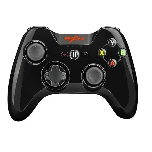 PXN-6603 Joystick portatile Controller Bluetooth per giochi wireless Manico per vibrazione Gamepad MFi Certificato per iPhone / iPad / Apple TV
