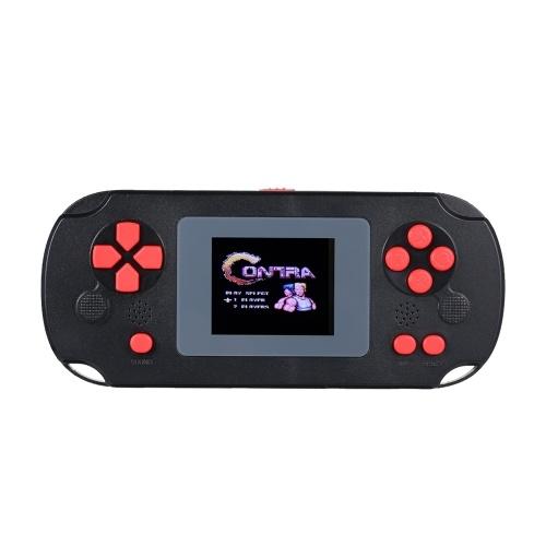 Videogiochi portatili portatili 268 giochi classici incorporati
