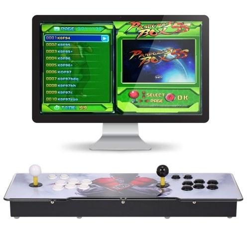 PANDORA 5S 1299 in 1 Arcade Console Game Box EU Plug
