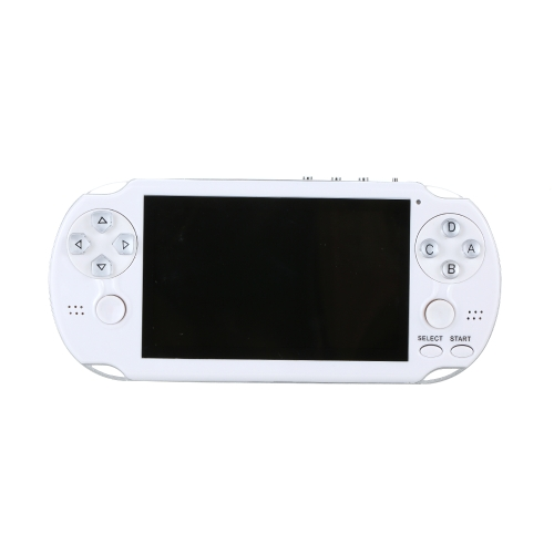 Retro 4.3 Inch 64 Bit Poratable Handheld Mini Game Console 600 Classic Games for Kids Professional Game-player Gift BlackToys &amp; Hobbies<br>Retro 4.3 Inch 64 Bit Poratable Handheld Mini Game Console 600 Classic Games for Kids Professional Game-player Gift Black<br>