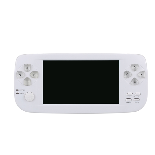 PAP KIII 4.3in Portable Handheld Games Console Video Game Built in 652 Games with Camera for Kids Professional Game-player Gift WhToys &amp; Hobbies<br>PAP KIII 4.3in Portable Handheld Games Console Video Game Built in 652 Games with Camera for Kids Professional Game-player Gift Wh<br>