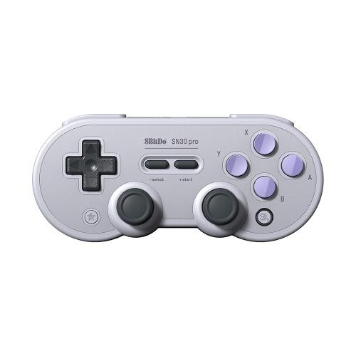 8Bitdo SN30 PRO G Retro BT Gamepad Classic Controller