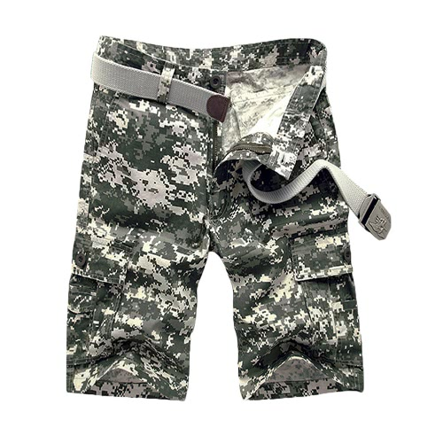 Stylish Summer Mens Camouflage Multi-Pockets Camping Cargo ShortsApparel &amp; Jewelry<br>Stylish Summer Mens Camouflage Multi-Pockets Camping Cargo Shorts<br>