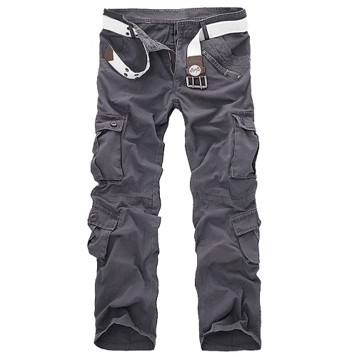 Mens Cargo Pants Military Army Pants Baggy Tactical Outdoor Casual Long TrousersApparel &amp; Jewelry<br>Mens Cargo Pants Military Army Pants Baggy Tactical Outdoor Casual Long Trousers<br>