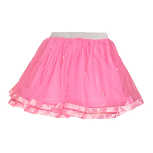 Cute Tiered Mesh PearlsTutu Yarn Princess Tulle Skirt for GirlApparel &amp; Jewelry<br>Cute Tiered Mesh PearlsTutu Yarn Princess Tulle Skirt for Girl<br>