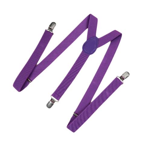 Fashion Clip on Suspenders Elastic Y-Shape Back Formal Unisex Adjustable BracesApparel &amp; Jewelry<br>Fashion Clip on Suspenders Elastic Y-Shape Back Formal Unisex Adjustable Braces<br>
