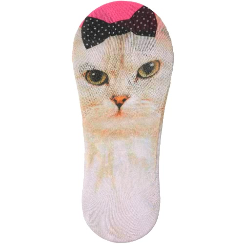 New Women Casual Low Cut Socks Lovely Animal Print Breathable Non-Slip Design No-Show Liner Invisible SocksApparel &amp; Jewelry<br>New Women Casual Low Cut Socks Lovely Animal Print Breathable Non-Slip Design No-Show Liner Invisible Socks<br>