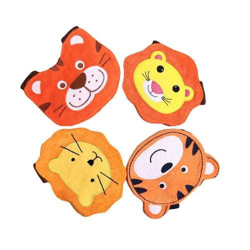 Baby Kids Cartoon Lunch Bib Cute Animal Embroidery Cotton Waterproof Boys Girls Slaliva Towel Bib Burp ClothsApparel &amp; Jewelry<br>Baby Kids Cartoon Lunch Bib Cute Animal Embroidery Cotton Waterproof Boys Girls Slaliva Towel Bib Burp Cloths<br>
