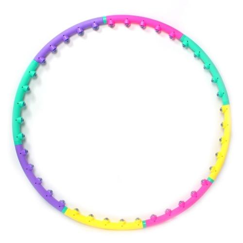 Message de thérapie magnétique Hula Hoop