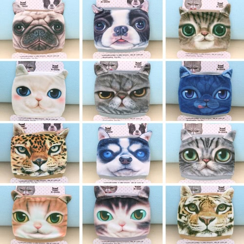 New Fashion Unisex Mouth Mask 3D Animal Faces Cartoon Print Anti-Dust Nonmedical Creative MuffleApparel &amp; Jewelry<br>New Fashion Unisex Mouth Mask 3D Animal Faces Cartoon Print Anti-Dust Nonmedical Creative Muffle<br>