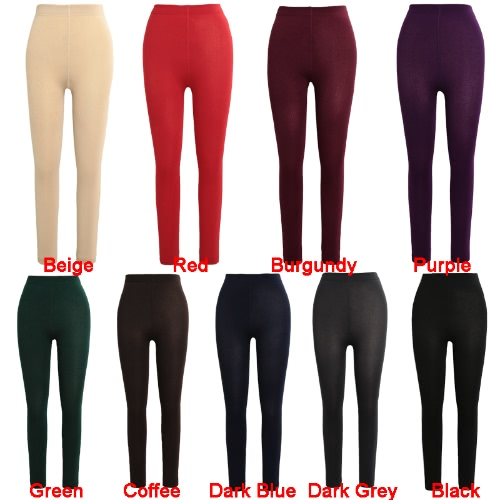 Sexy Women Autumn Winter Leggings Solid Thick Warm Tights High Elastic Skinny Bodycon Pants Stirrup LeggingsApparel &amp; Jewelry<br>Sexy Women Autumn Winter Leggings Solid Thick Warm Tights High Elastic Skinny Bodycon Pants Stirrup Leggings<br>
