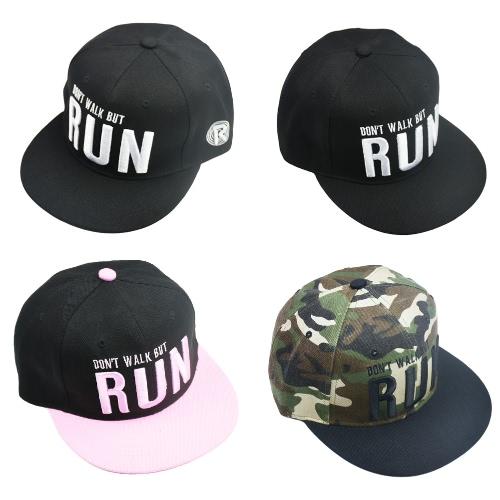 New Fashion Women Men Cap Casual Baseball Cap Letter Embroidery Snapback Hip-Pop Hat Trucker Cap