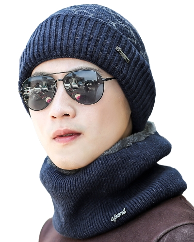 Men Knitted Beanies Hat Dome Ribbed Autumn Winter Cap Warm Skullies Street Hat HeadwearApparel &amp; Jewelry<br>Men Knitted Beanies Hat Dome Ribbed Autumn Winter Cap Warm Skullies Street Hat Headwear<br>