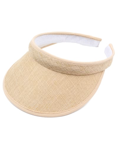Kids Summer Sun Visors Cap Empty Top Broad Wide Brim Topless Headband Children Hat HeadwearApparel &amp; Jewelry<br>Kids Summer Sun Visors Cap Empty Top Broad Wide Brim Topless Headband Children Hat Headwear<br>