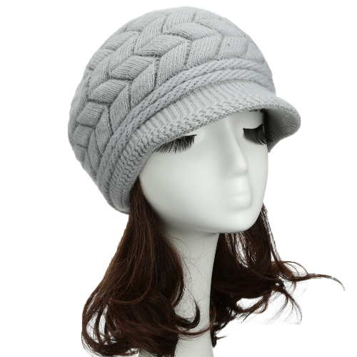 Fashion Women Knitted Beret Crochet Slouch Baggy Beanie Winter Warm Hat Cap HeadwearApparel &amp; Jewelry<br>Fashion Women Knitted Beret Crochet Slouch Baggy Beanie Winter Warm Hat Cap Headwear<br>