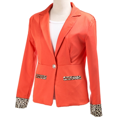 2012 Fashion Women Blazer Jacket Coat Casual Suit LeopardApparel &amp; Jewelry<br>2012 Fashion Women Blazer Jacket Coat Casual Suit Leopard<br>