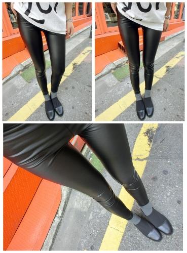 Sexy Women PU Leggings Elastic Waist Stretchy Skinny Pants Trousers BlackApparel &amp; Jewelry<br>Sexy Women PU Leggings Elastic Waist Stretchy Skinny Pants Trousers Black<br>
