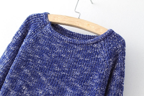 New Fashion Women Knitwear Patchwork Chiffon Hem Long Sleeve Casual Pullover Sweater JumperApparel &amp; Jewelry<br>New Fashion Women Knitwear Patchwork Chiffon Hem Long Sleeve Casual Pullover Sweater Jumper<br>