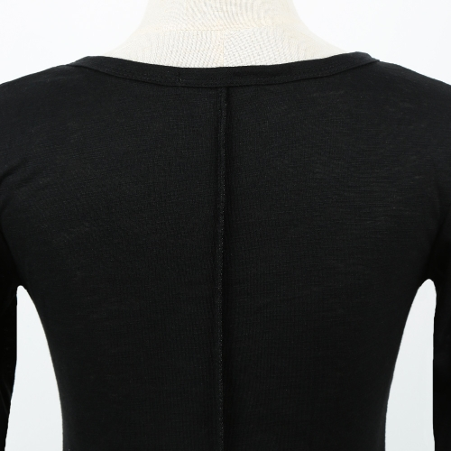 Casual Women Blouse Stitching Lace Mesh Splicing T-Shirt Long Sleeve Shirt Slim Leisure Top WhiteApparel &amp; Jewelry<br>Casual Women Blouse Stitching Lace Mesh Splicing T-Shirt Long Sleeve Shirt Slim Leisure Top White<br>