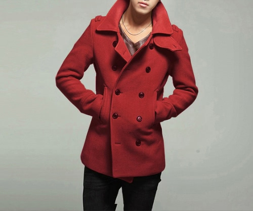 Abody Mens Stylish Double Breasted Trench Coat Jacket OutwearApparel &amp; Jewelry<br>Abody Mens Stylish Double Breasted Trench Coat Jacket Outwear<br>