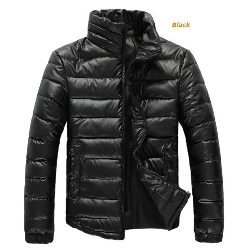 Mens Winter Coats Warm Parkas Stand-up Collar JacketsApparel &amp; Jewelry<br>Mens Winter Coats Warm Parkas Stand-up Collar Jackets<br>