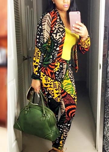 New Sexy Women Two-Piece Set Floral Print Long Sleeve Casual Blazer Long Pants Set Suit BlackApparel &amp; Jewelry<br>New Sexy Women Two-Piece Set Floral Print Long Sleeve Casual Blazer Long Pants Set Suit Black<br>