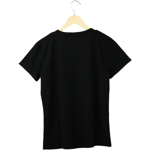 New Fashion Women T-Shirt Letter Print V-Neck Short Sleeve Solid Color Top Black/GreenApparel &amp; Jewelry<br>New Fashion Women T-Shirt Letter Print V-Neck Short Sleeve Solid Color Top Black/Green<br>