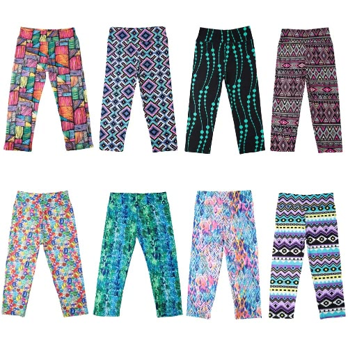 New Fashion Women Capri Leggings High Waist Floral Printing Cropped Yoga Pants Fitness Workout Casual TrousersApparel &amp; Jewelry<br>New Fashion Women Capri Leggings High Waist Floral Printing Cropped Yoga Pants Fitness Workout Casual Trousers<br>