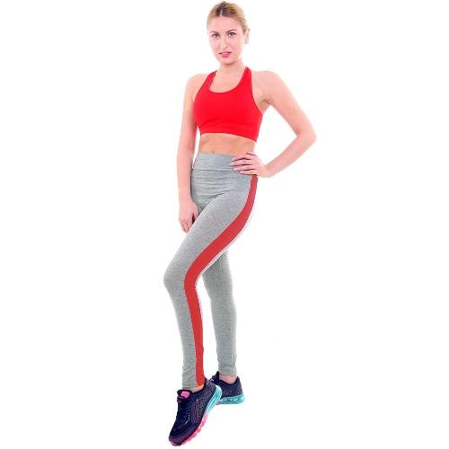 New Fashion Women Sport Leggings Stripe High Waist Yoga Fitness Gym Running Stretch Tights Long Pants TrousersApparel &amp; Jewelry<br>New Fashion Women Sport Leggings Stripe High Waist Yoga Fitness Gym Running Stretch Tights Long Pants Trousers<br>