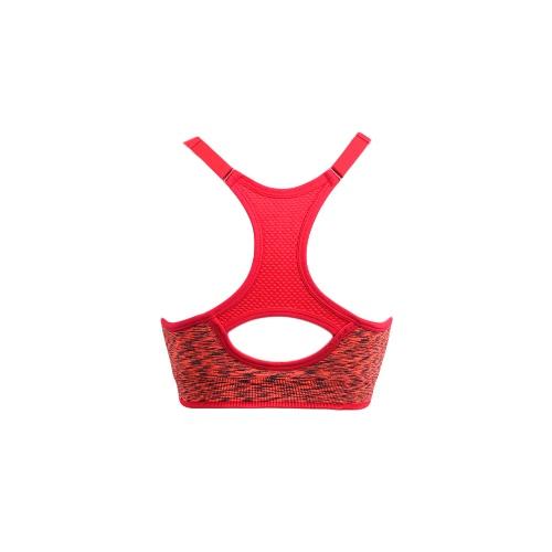 Fashion Women Sports Bra Wireless Adjustable Straps Detachable Pads Top Stretchy Gym Fitness BraApparel &amp; Jewelry<br>Fashion Women Sports Bra Wireless Adjustable Straps Detachable Pads Top Stretchy Gym Fitness Bra<br>