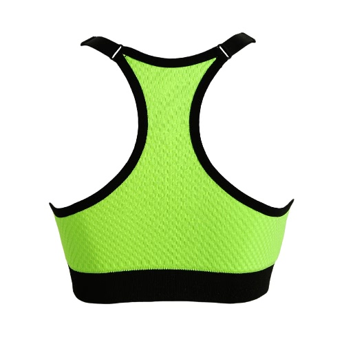 Fashion Women Sports Bra Wireless Adjustable Straps Detachable Pads Top Stretchy Gym Fitness BraApparel &amp; Jewelry<br>Fashion Women Sports Bra Wireless Adjustable Straps Detachable Pads Top Stretchy Gym Fitness Bra<br>