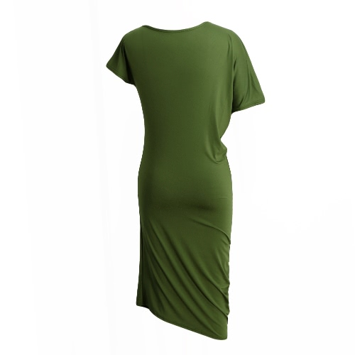 New Sexy Women Summer Dress Round Neck Short Sleeve Party Nightclub Cocktail Mini Dress Orange/Army Green/ BlackApparel &amp; Jewelry<br>New Sexy Women Summer Dress Round Neck Short Sleeve Party Nightclub Cocktail Mini Dress Orange/Army Green/ Black<br>