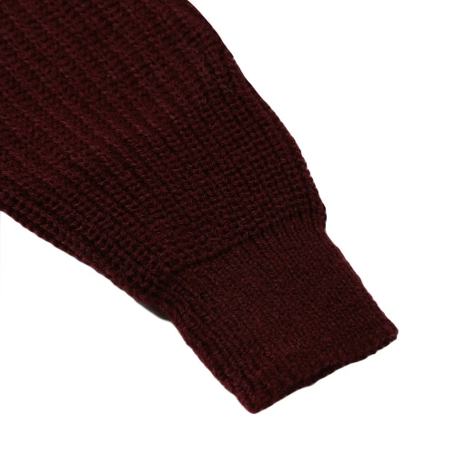New Winter Women Knitted Sweater Solid O-Neck Long Sleeves Elegant Pullover Tops Knitwear BurgundyApparel &amp; Jewelry<br>New Winter Women Knitted Sweater Solid O-Neck Long Sleeves Elegant Pullover Tops Knitwear Burgundy<br>