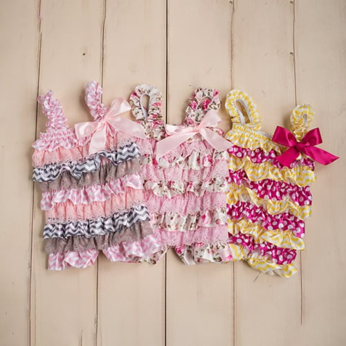 Summer Style Newborn Baby Lace Ruffle Petti Rompers Toddler Girls Fashion Birthday Party Romper ClothingApparel &amp; Jewelry<br>Summer Style Newborn Baby Lace Ruffle Petti Rompers Toddler Girls Fashion Birthday Party Romper Clothing<br>
