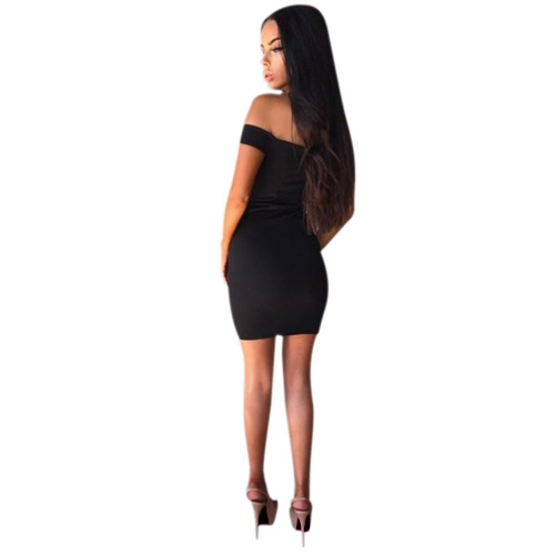 Sexy Women Dress Solid Sweetheart Off Shoulder Lace Up Eyelet Holes Bandage Bodycon Mini ClubwearApparel &amp; Jewelry<br>Sexy Women Dress Solid Sweetheart Off Shoulder Lace Up Eyelet Holes Bandage Bodycon Mini Clubwear<br>