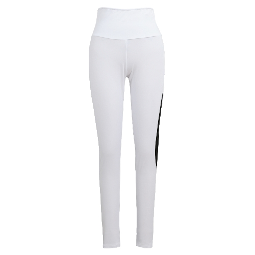 New Women Sport Yoga Leggings Mesh Splice Solid Stretch Fitness Gym Running Bodycon Pants WhiteApparel &amp; Jewelry<br>New Women Sport Yoga Leggings Mesh Splice Solid Stretch Fitness Gym Running Bodycon Pants White<br>