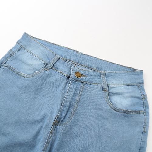 New Sexy Women Skinny Denim Jeans Classic High Waist Washed Slim Pants Tights Pencil Trousers Dark Blue/Blue/Light BlueApparel &amp; Jewelry<br>New Sexy Women Skinny Denim Jeans Classic High Waist Washed Slim Pants Tights Pencil Trousers Dark Blue/Blue/Light Blue<br>