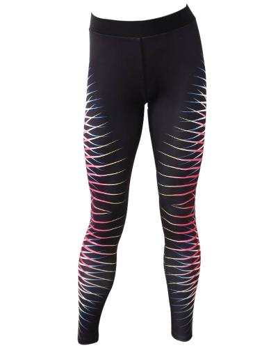 Women Sports Yoga Leggings Print Stretchy Sportswear Fitness Workout Skinny Bodycon Pants TrousersApparel &amp; Jewelry<br>Women Sports Yoga Leggings Print Stretchy Sportswear Fitness Workout Skinny Bodycon Pants Trousers<br>