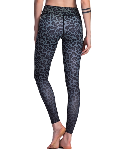 Women Sports Yoga Leggings Leopard Print Stretchy Sportswear Fitness Workout Skinny Bodycon Pants Tights TrousersApparel &amp; Jewelry<br>Women Sports Yoga Leggings Leopard Print Stretchy Sportswear Fitness Workout Skinny Bodycon Pants Tights Trousers<br>